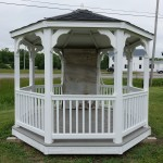 White Gazebo sample